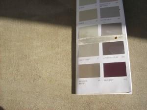 Terrazzino e colori cartella